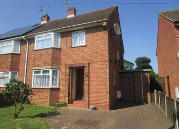 Thumbnail 3 bed semi-detached house for sale in Pondfield Road, Colchester