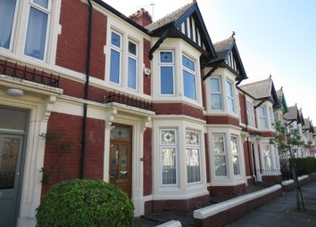 Thumbnail 3 bed property to rent in Deri Road, Penylan, Cardiff