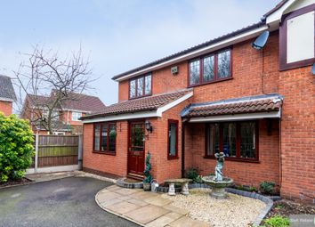 Thumbnail 3 bed semi-detached house for sale in County Drive, Tamworth