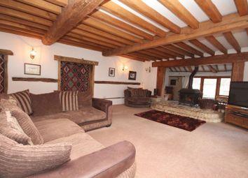 Thumbnail 3 bedroom barn conversion to rent in Ashwellthorpe Road, Wreningham, Norwich