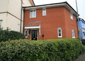 Thumbnail 3 bed semi-detached house to rent in Gratian Close, Colchester, Essex