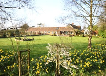 Thumbnail 6 bed detached house for sale in Wield Road, Medstead, Alton, Hampshire