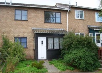 Thumbnail 1 bed terraced house to rent in Chepstow Walk, Bobblestock, Hereford