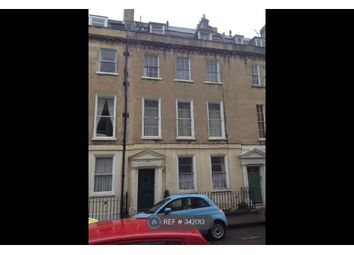 Thumbnail 1 bed flat to rent in Ground Floor, Bath