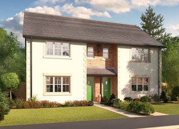 "Thumbnail 3 bedroom semi-detached house for sale in ""Rockcliffe"" at Mason Avenue, Consett"