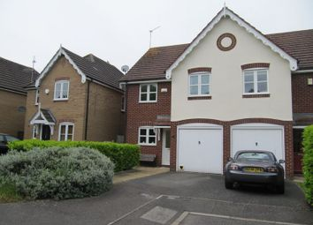 Thumbnail 3 bed semi-detached house to rent in Redgrave Place, Marlow
