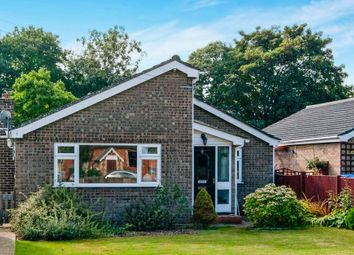 Thumbnail 2 bedroom detached bungalow for sale in School Lane, Northwold, Thetford