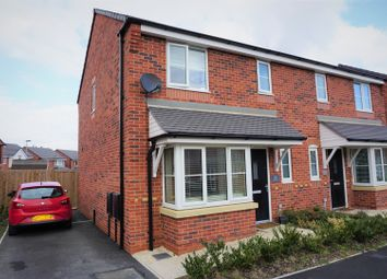 Thumbnail 3 bed semi-detached house for sale in Harbridge Road, Broughton