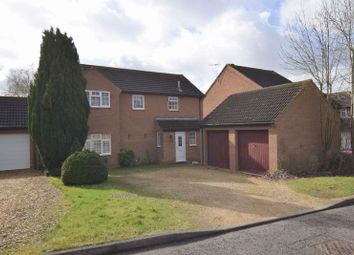 Thumbnail 4 bed detached house for sale in Stainton Drive, Heelands, Milton Keynes