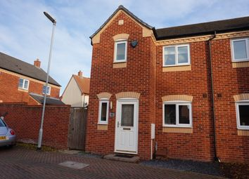 Thumbnail 2 bed semi-detached house for sale in Cupronickel Way, Wilnecote, Tamworth