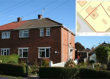 Thumbnail 3 bed semi-detached house for sale in Grange Road, Shepshed, Loughborough, Leicestershire