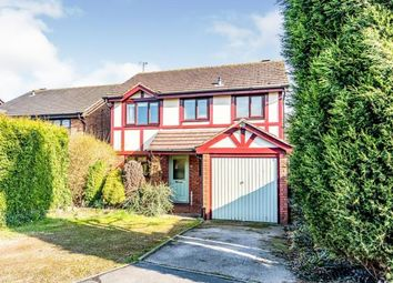 Thumbnail 3 bed detached house for sale in Hazel Drive, Armitage, Rugeley, Staffordshire