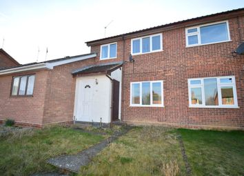 Thumbnail 3 bedroom terraced house for sale in Stowmarket Road, Great Blakenham, Ipswich