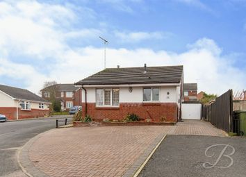 Thumbnail 2 bed detached bungalow for sale in Richmond Drive, Mansfield Woodhouse, Mansfield