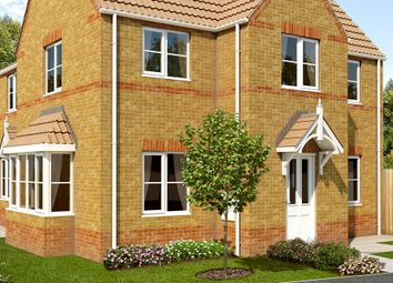 "Thumbnail 3 bed end terrace house for sale in ""The Barlby"" at Doncaster Road, Goldthorpe, Rotherham"