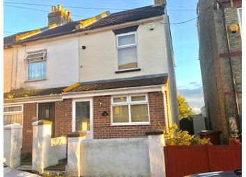 Thumbnail 3 bed end terrace house for sale in Weston Road, Strood