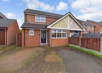 Thumbnail Semi-detached house for sale in Campbell Close, Wickford, Essex