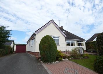 Thumbnail 4 bed detached house for sale in Tan Refail, Deganwy, Conwy, North Wales