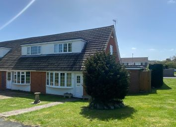 Thumbnail 3 bed end terrace house for sale in Larch Gardens, Eastbourne