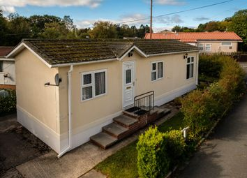 Thumbnail 1 bed mobile/park home for sale in 2 Squirrel Way, Caerwnon Park, Builth Wells