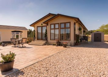 Thumbnail 2 bed lodge for sale in Hillhead Caravan Park, Kintore, Aberdeenshire