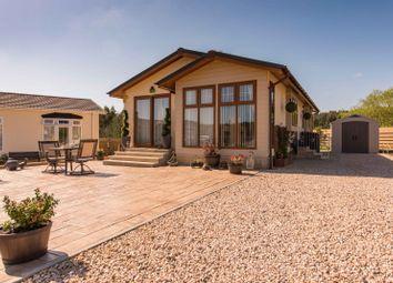 Thumbnail 2 bedroom lodge for sale in Hillhead Caravan Park, Kintore, Inverurie