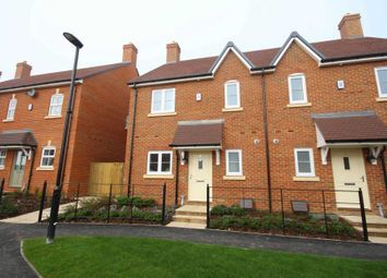 Thumbnail 3 bed semi-detached house for sale in Poppy Corner, Warfield, Bracknell