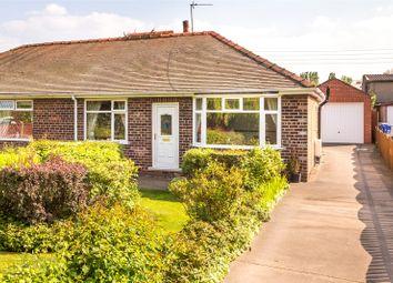 Thumbnail 2 bed semi-detached bungalow for sale in Royd Nook, Snaith Road, Pollington, Goole