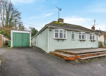 Thumbnail 3 bed detached bungalow for sale in Springvale Road, Winchester