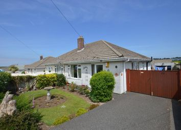 Thumbnail 2 bedroom semi-detached bungalow for sale in Holman Avenue, Camborne, Cornwall