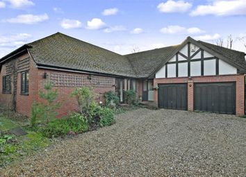 Thumbnail 4 bed detached bungalow for sale in Fairview Road, Headley Down, Bordon, Hampshire