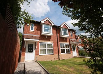 Thumbnail 2 bed semi-detached house to rent in Lytham Court, Euxton, Chorley