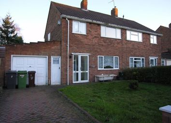 Thumbnail 3 bed semi-detached house to rent in Whitehall Road, Penn, Wolverhampton