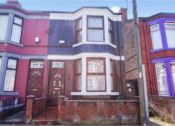 3 bed end terrace house for sale in Sidney Road, Bootle L20
