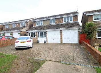 Thumbnail 5 bed detached house for sale in Tower Hill Road, Corby