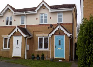 Thumbnail 2 bed semi-detached house for sale in Brookfield Way, Heanor, Derbyshire