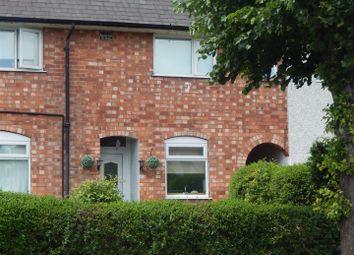 Thumbnail 3 bed terraced house to rent in Bowbridge Road, Newark
