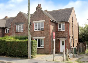 Thumbnail 3 bed end terrace house for sale in Hill Road, Littlehampton