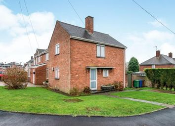 Thumbnail 2 bedroom semi-detached house for sale in Petersfield, Cannock, Staffordshire