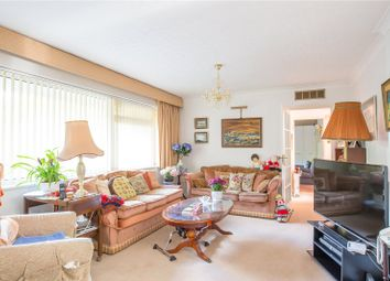 Thumbnail 3 bed flat for sale in Cranmer Court, Wickliffe Avenue, Finchley, London