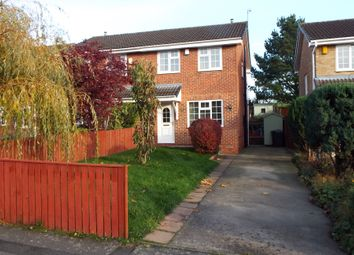 Thumbnail 3 bed semi-detached house for sale in Pendleton Road, Darlington