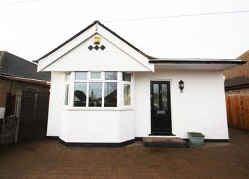 Thumbnail 3 bed detached bungalow to rent in Farleigh Road, New Haw