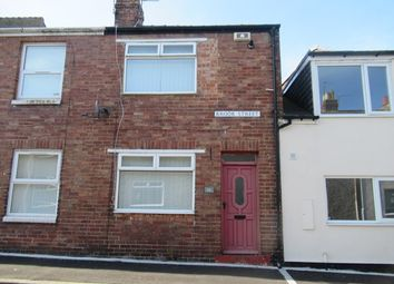 Thumbnail 2 bed terraced house to rent in Brook Street, Spennymoor