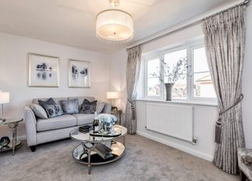 "Thumbnail 4 bed terraced house for sale in ""The Kensington"" at Hersham Road, Hersham"
