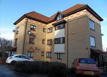 Thumbnail 2 bed flat for sale in Bellingham Court, Kenton, Newcastle Upon Tyne