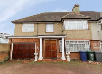 Thumbnail 4 bed semi-detached house for sale in Edgwarebury Gardens, Edgware