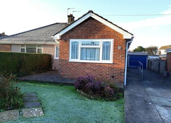 Thumbnail 2 bed semi-detached bungalow for sale in Maes-Yr-Haf, North Cornelly