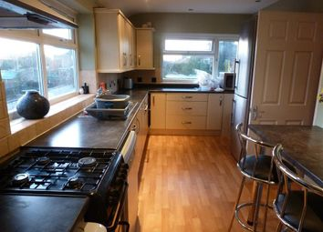 Thumbnail 3 bed flat to rent in Main Street, Top Floor Flat, Hilton, Derby