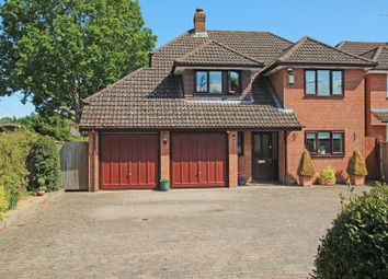 4 bed detached house for sale in Lower Common Road, West Wellow, Romsey SO51