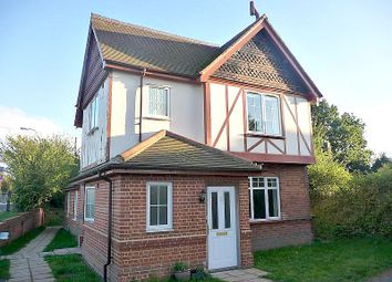 Thumbnail 1 bed flat to rent in Station Road, Trimley St. Mary, Felixstowe